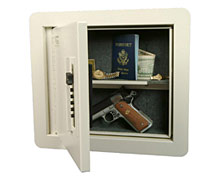 In Wall Gun Safes