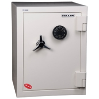 2 Hour Fire & Burglary Safe w/ Dial Lock - FB-685C