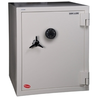 2 Hour Fire & Burglary Safe w/ Dial Lock - FB-845WC