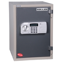 2 Hour Fireproof Home Safe w/ Electronic Lock - HS-500E