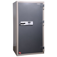 2 Hour Fireproof Office Safe w/ Electronic Lock - HS-1600E