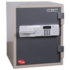 2 Hour Fireproof Office Safe w/ Electronic Lock - HS-610E