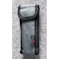 "5.5"" Multipurpose Canvas Clip Case - Soft Flannel Lining, Belt Clip"