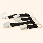 Extension Strap Kit - Velcro Straps, Clips