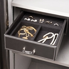"11.5"" Under Shelf Jewelry Drawer - Velvet Lining"