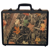 CamoLock Series Quad Pistol Gun Case