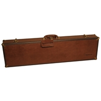 LeatherLock Series Deluxe Take Down Shotgun Case
