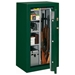 FS Series Green Fire Resistant Safe w/ Combination Lock - 24 Gun - STO-FS-24-MG-C#