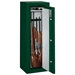 FS Series Green Fire Resistant Safe w/ Combination Lock -  8 Gun - STO-FS-8-MG-C#