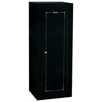 Convertible 18-Gun Security Cabinet - Black