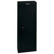 8-Gun Security Cabinet - Black