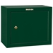 Pistol Ammo Security Cabinet w/ 2 shelves - Hunter Green - STO-GCG-900-DS#