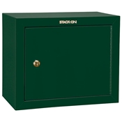 Pistol Ammo Security Cabinet w/ 2 shelves - Hunter Green