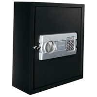 Strong Box Personal Drawer/Wall Safe w/ Electronic Lock