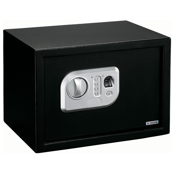 Strong Box Personal Biometric Security Safe