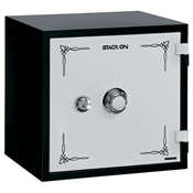 Small Personal 90 Minute Fire Safe w/ Combination Lock