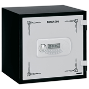 Small Personal 90 Minute Fire Safe w/ Electronic Lock