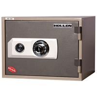 2 Hour Fireproof Home Safe w/ Dial Lock - HS-310D