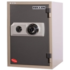 2 Hour Fireproof Home Safe w/ Dial Lock - HS-500D
