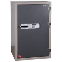 2 Hour Fireproof Office Safe w/ Electronic Lock - HS-1200E
