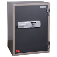 2 Hour Fireproof Office Safe w/ Electronic Lock - HS-880E