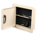 421214-S Quick Vault Wall Safe in Ivory - VLN-41214-S